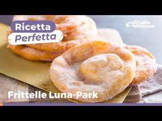 FRITTELLE LUNA-PARK: Croccanti e super golose! - YouTube Pizza, Bagel, Doughnut, Bread, Desserts, Armenia, Grande, Youtube, Shape