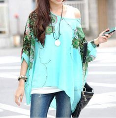 Stylish Spaghetti Strap Tank Top + Round Neck Long Sleeve Lace Blouse Women's TwinsetBlouses | RoseGal.com