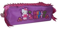 Hello Kitty Pencil Pouch  Gadget Case  Cosmetic Bag ** Continue to the product at the image link.