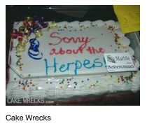 I'm crying.  I can't breathe.  a sheet cake?  a sheet cake makes up for it.  really????????????
