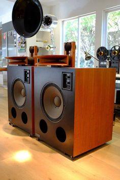 RWO Fostex LS/3 monitor horn speaker