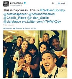 So excited for this series!!!! Red Band Society - http://variety.com/2014/tv/news/red-band-society-octavia-spencer-1201173469/