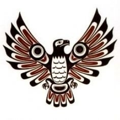 maya art thunderbird - Google Search