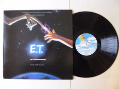 E.T The Extra-Terrestrial Original Motion Picture Soundtrack John Williams LP   http://www.ebay.co.uk/itm/E-T-The-Extra-Terrestrial-Original-Motion-Picture-Soundtrack-John-Williams-LP-/232117779542?hash=item360b4c3c56:g:vYIAAOSwpLNYBg5R