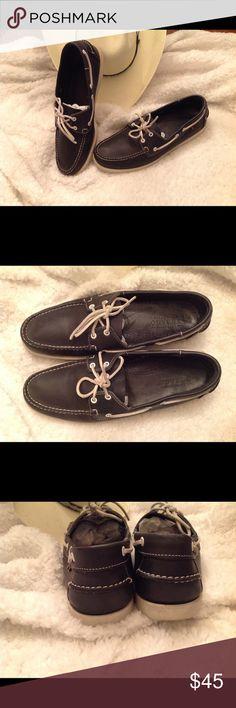 f8691870dc Men s Authentic Sebago Docksides size 13 Men s Authentic Sebago Docksides  Color Navy and white Size 13