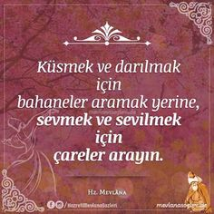 Turkish Sayings, Allah, Religion, Sufi, Cool Words, Thoughts, Signs, Reading, Quotes