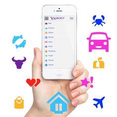 iconwerk Yahoo! 新UI アイコン 1