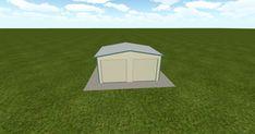 Cool 3D #marketing https://ift.tt/2JcPGk5 #barn #workshop #greenhouse #garage #roofing #DIY