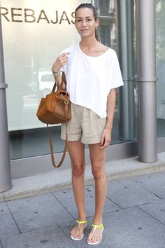 Simple, chic, casual