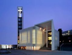 75 Unconventional Religious Buildings #Religion #Holy #Sanctuaries http://trendhunter.com