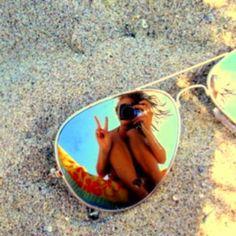 bleu peace reflections...