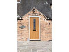 Composite Door, Futuristic, Entrance, Shed, Outdoor Structures, Windows, Doors, Modern, Home