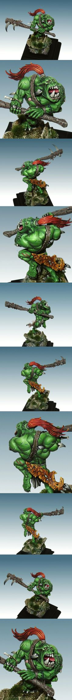 Savage Orc Warboss