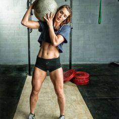 Seriously Strong Women Who Will Make You Want to Try CrossFit @EmilySchromm - Fitnessmagazine.com