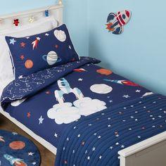 外太空兒童床組-寢具-傢俱、家飾-Laura Ashley 台灣洛拉
