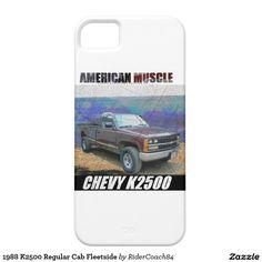 1988 K2500 Regular Cab Fleetside iPhone SE/5/5s Case