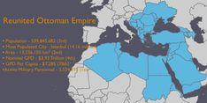 If Ottoman Empire Reunited