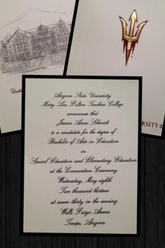 Graduation announcements #proudsundevil