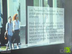 Seminario Macrotendencias en IDIP Moda, color, imagen, fashion stylist, glamour, shopper, trendy y texturas solo en IDIP.  www.idip.com.mx