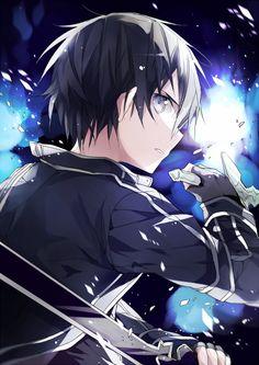 Sword Art Online, Kirigaya Kazuto