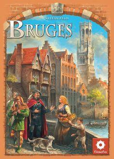 Bruges par Stefan Feld (2013)