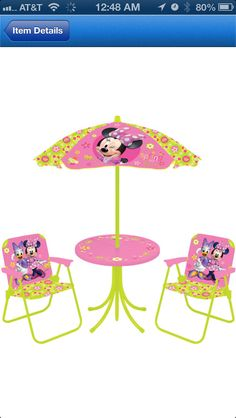 Kids Only Disney Minnie Springtime Garden Party Patio Set Toddler Girl Gifts, Toddler Toys, Baby Toys, Disney Furniture, Kids Furniture, Minnie Mouse Toys, Princess Toys, Baby Alive, Kids Store