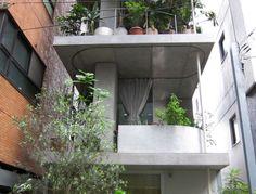 emeletes, virtuálisan zárt kert http://afasiaarq.blogspot.com/2014/06/ryue-nishizawa.html#more