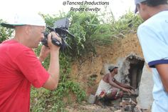 The project will also produce interactive videos made by the local communities, as well as short video spots tailor made for decision makers at all levels. ..............