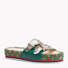 Tommy Hilfiger Double Buckle Sandal - peach whip/multi - Tommy Hilfiger Sandals - detail image 5