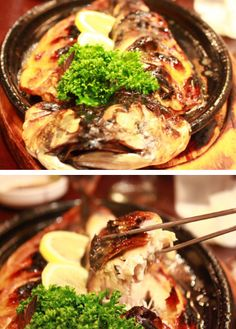 Grilled mackerel (godeungeo gui)