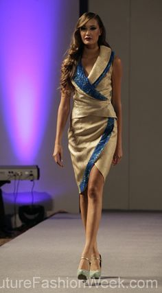 Andres Aquino Couture Fashion Week New York ,Spring Collection 2013 กูตูร์…