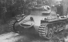 Panzer I  Ausf A   in1939