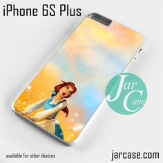 Belle Colorful Sky Phone case for iPhone 6S Plus and other devices