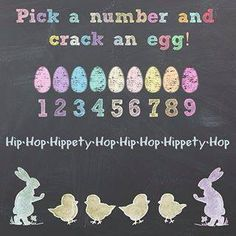 Scentsy game: pick a number and crack an egg. https://charneff.scentsy.us…