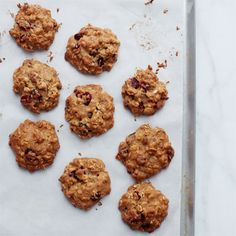 Banana Oat Cookies  - Delish.com