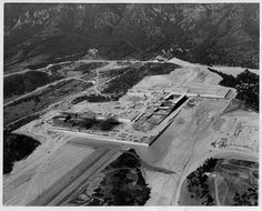 Air Force Academy construction.