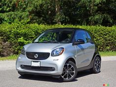 2016 #smart #fortwo passion Road Test | Car Reviews | Auto123