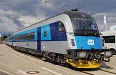 El pasado 12 de febrero, #Siemens presentó en su factoría vienesa de #Simmering la primera unidad #Railjet de larga distancia para los Ferrocarriles Checos (CD) que se destinarán al nuevo servicio Praga-Viena-Graz. #railway #rollingstock