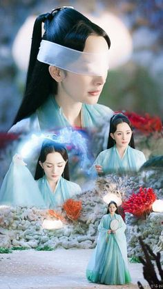 Yang Mi 杨幂 Drama Taiwan, Eternal Love Drama, This Kind Of Love, Kdrama, Romantic Films, Cute Girl Wallpaper, Peach Blossoms, Most Handsome Men, Chinese Actress