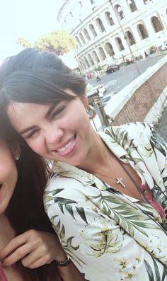 Selena Gomez in Italy!