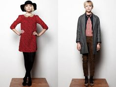 New Maison Scotch Fall / Winter 2012 Lookbook Collection