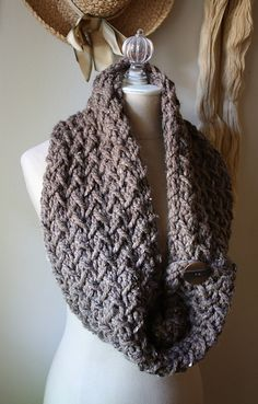 NobleKnits.com - Phydeaux Designs Embraceable Cowl Knitting Pattern, $6.95 (http://www.nobleknits.com/phydeaux-designs-embraceable-cowl-knitting-pattern/)