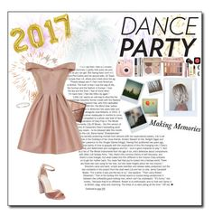 """""""DanceParty"""" by silly-stegosaurus ❤ liked on Polyvore featuring Messika, Betsey Johnson, Anastasia Beverly Hills, Urban Decay, NYX, Fujifilm, Too Faced Cosmetics, Huda Beauty, Yves Saint Laurent and Rebecca Minkoff"""