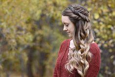 Side Swept Fishtail | Cute Girls Hairstyles Easy Hairstyles For Medium Hair, Asymmetrical Hairstyles, Cute Girls Hairstyles, Older Women Hairstyles, Different Hairstyles, Hairstyles With Bangs, Messy Hairstyles, Summer Hairstyles, Medium Hair Styles