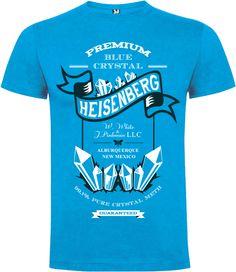 Premium Blue - Only on McFly Camisetas del Futuro - mcflycamisetas.com