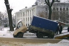 Some trucks can handle overload, others - can't