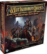 Fantasy Flight Games Warhammer Quest The Adventure Card Game for sale online Games W, Time Games, Card Games, Arcadia Quest, Cooperative Games, Typing Games, Perfect Game, Game Sales, Tabletop Games