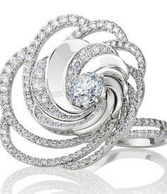 De Beers Diamond Ring