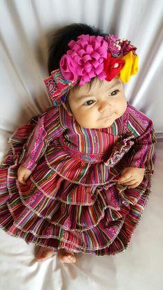 Traje típico Guatemala