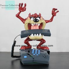 For more information check out our webshop. www.precious-collectibles.com Yosemite Sam, Tasmanian Devil, Looney Tunes, Tweety, Walt Disney, Gallery, Check, Character